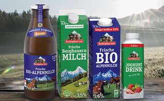 Molkerei Bgl Nachhaltige Verpackung