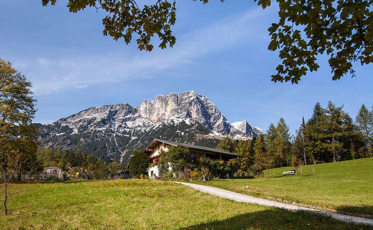 Mount Untersberg Bavaria