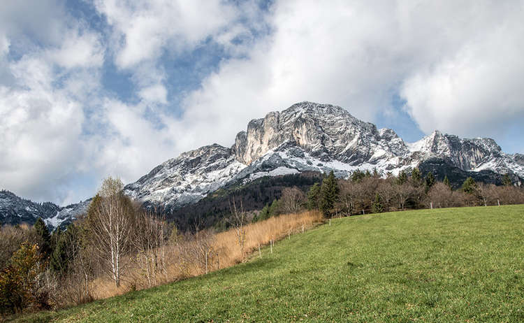 Mount Untersberg Berchtesgaden Bavaria