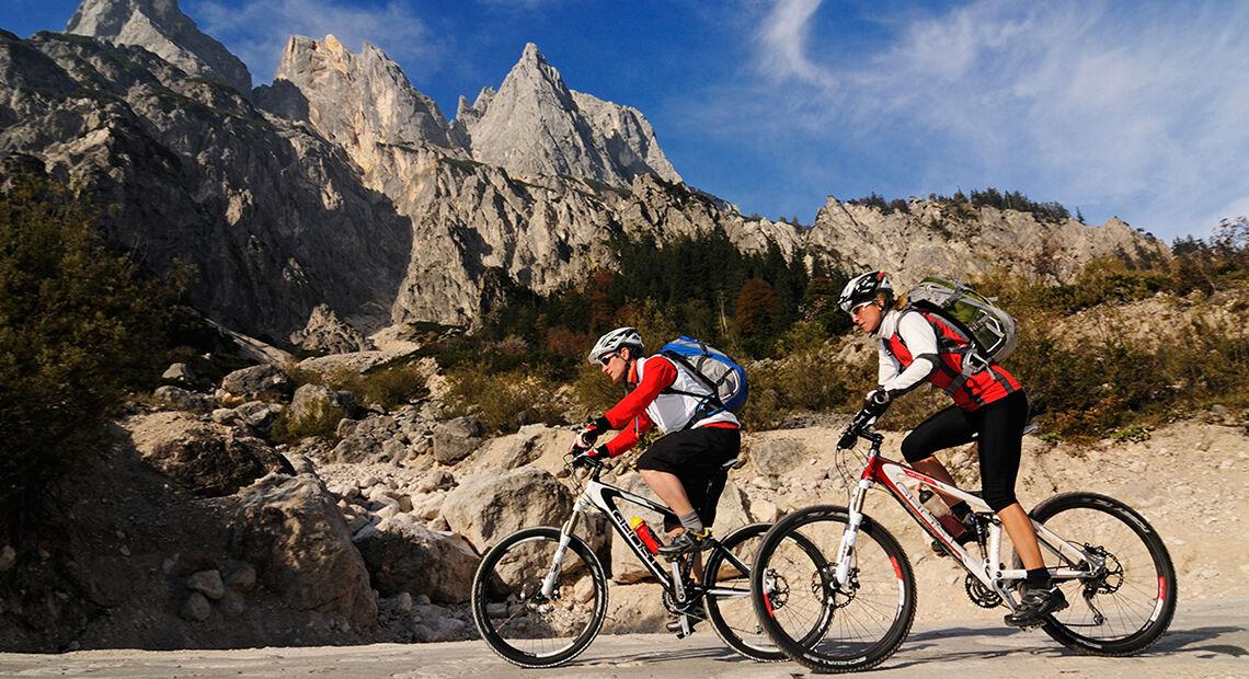 Mountainbike Berchtesgaden 1