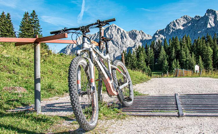 Mountainbike-Tour 11: Roßfeld-Runde