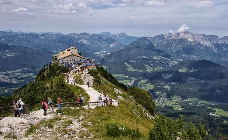 Mountainbike Tour Kehlstein Kehlsteinhaus