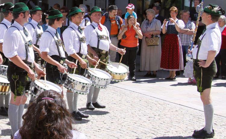Musik Am Ganghofer Sonntag