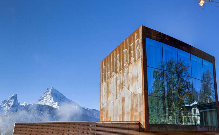 """National Park Center """"Haus der Berge"""" Berchtesgaden"""