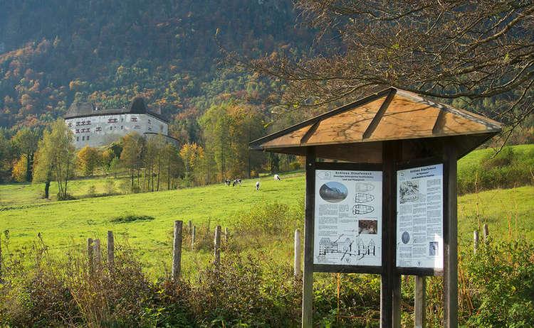 Natur Und Kulturhistoriischer Wanderpfad Piding
