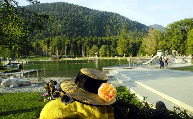 Naturbad Aschauerweiher Bischofswiesen