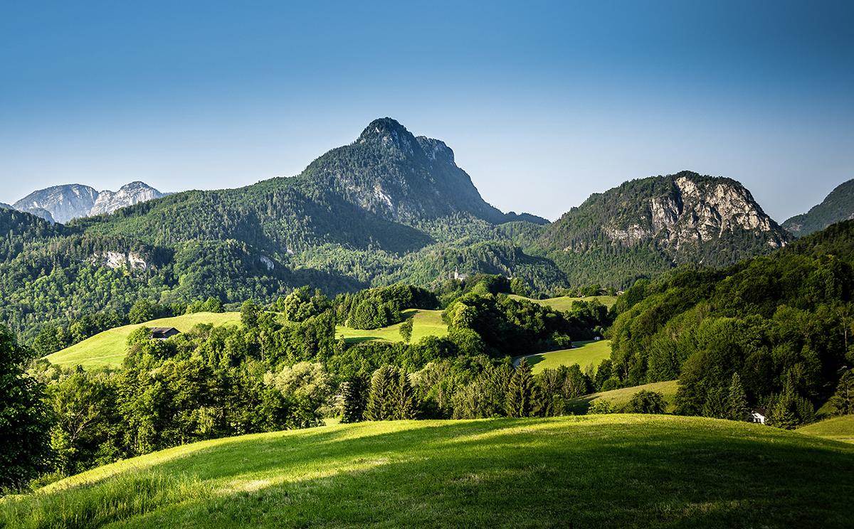 Nonner Oberland Bad Reichenhall