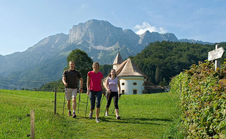 Nordic Walking Ettenberg