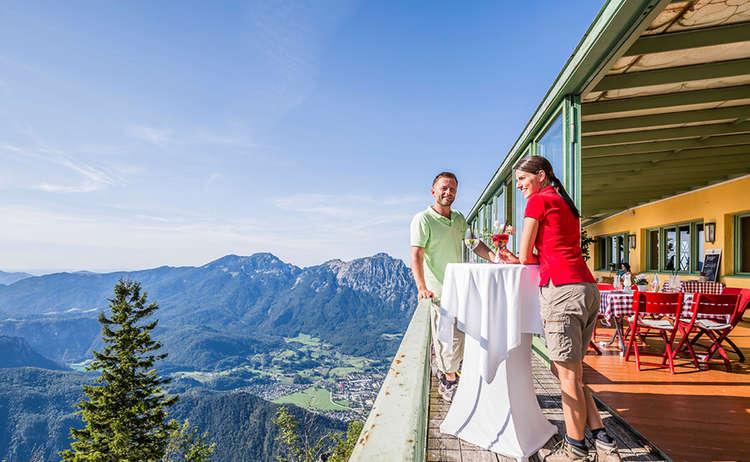 Nostalgic Gourmet Restaurant Predigtstuhl Bavaria