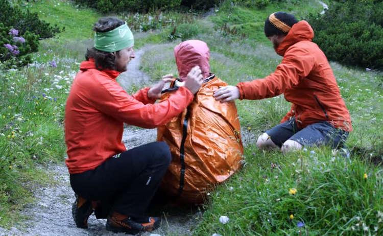 Notfall Am Berg Wanderakademie