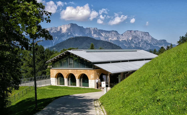 Obersalzberg Memorial Berchtesgaden Bavaria