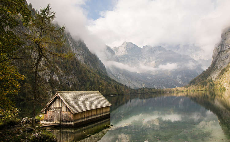 Obersee Herbst