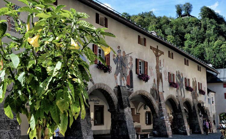 Berchtesgaden Old Town