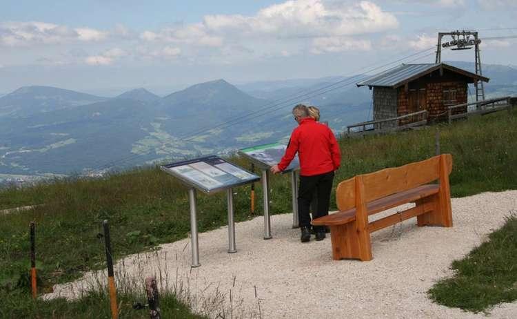 Panoramarundweg Rossfeld 3