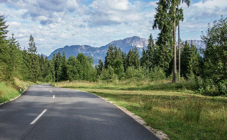 Rossfeld Panoramic Road Berchtesgaden