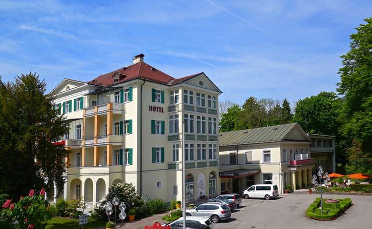 Parkhotel Luisenbad Hotel Bad Reichenhall