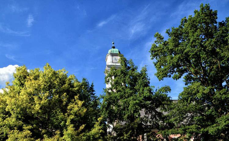 Pfarrkirche Berchtesgaden