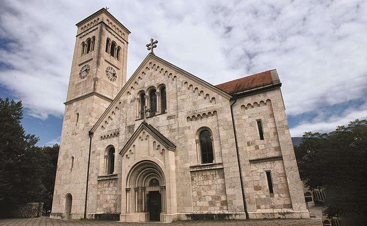 Pfarrkirche St Nikolaus Bad Reicehnhall
