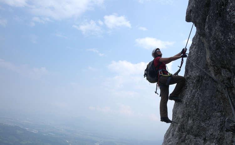 Pidinger Klettersteig 1