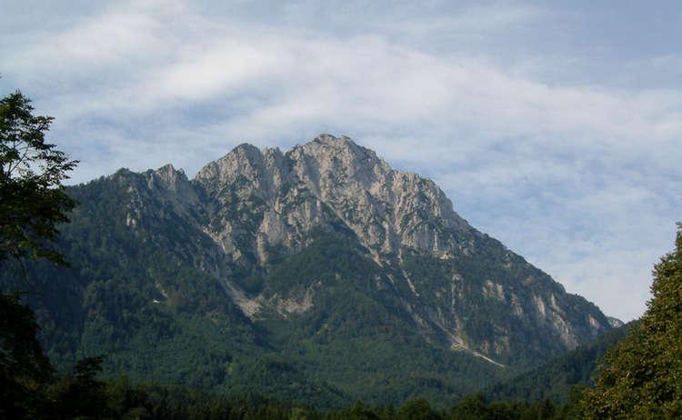 Pidinger Klettersteig Hochstaufen