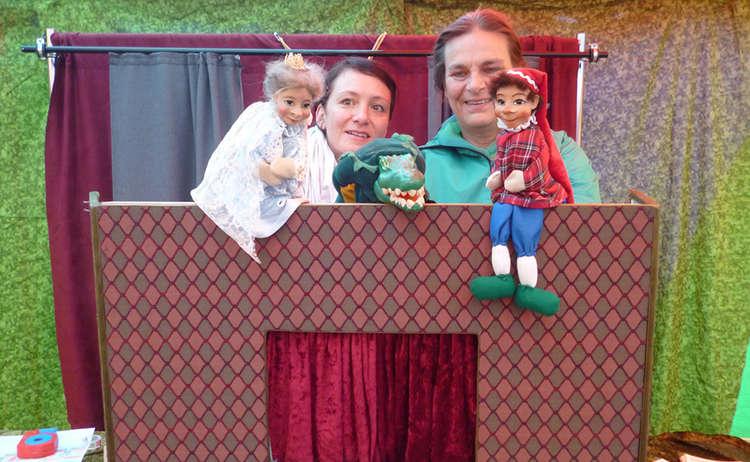 Puppenspiel Kindertag