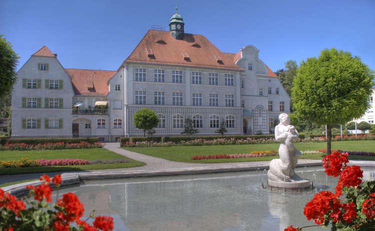 Rathaus Freilassing 1