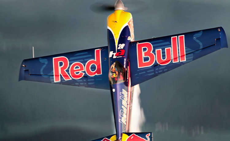 Red Bull Flieger Show