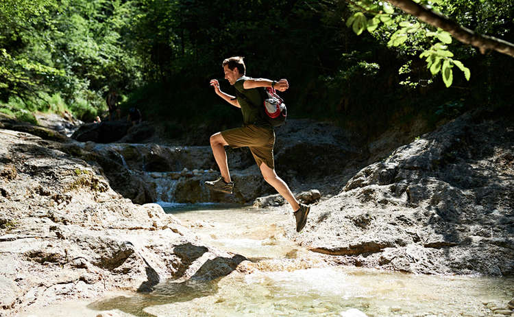 Refreshing and spectacular: Hiking through Gorges in Bavaria
