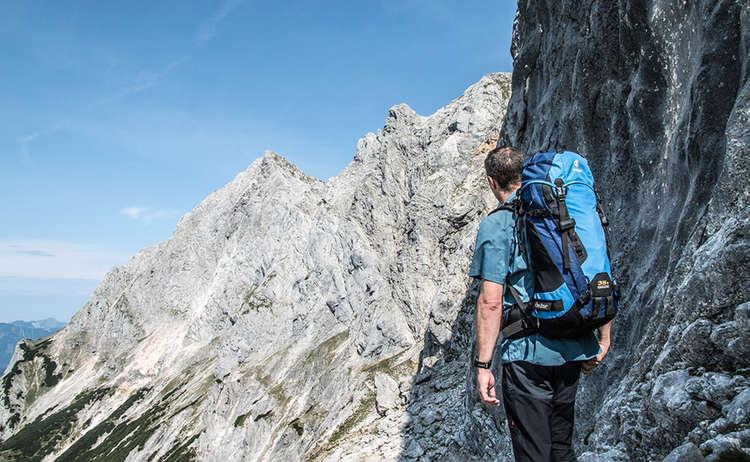 Blick zur Mayrbergscharte | Reiter Alm