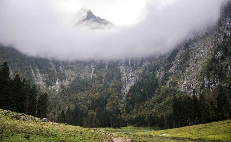 Roethbachfall Berchtesgaden