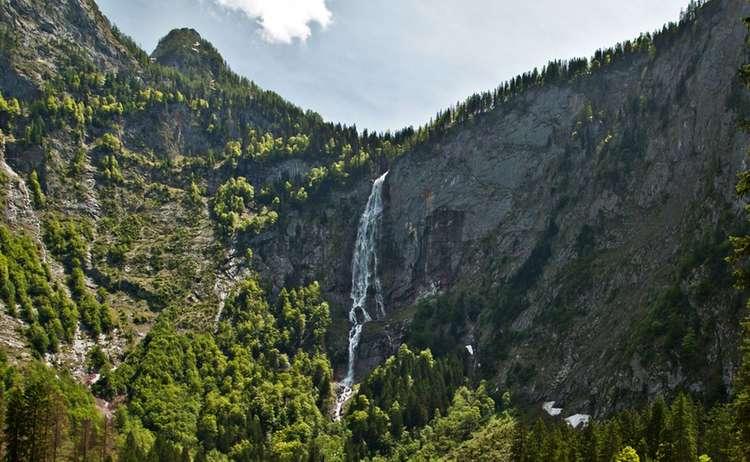 Röthbachwasserfall