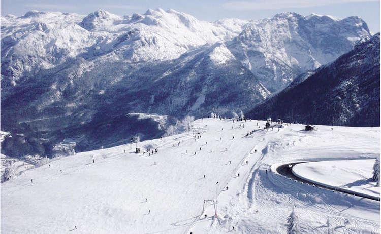 Rollstuhlgerechtes Skigebiet Rossfeld