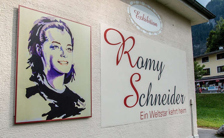 A world star returns home: Romy Schneider Exhibition