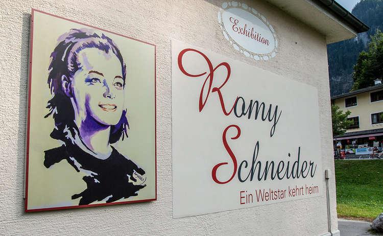 Romy Schneider Exhibition Berchtesgaden