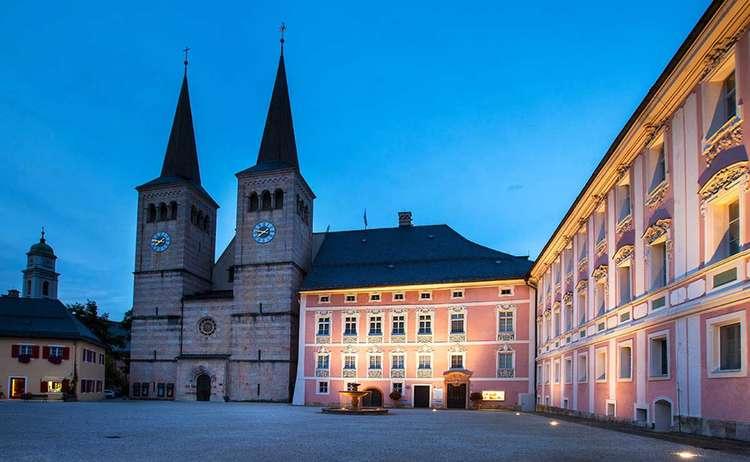Royal Castle Berchtesgaden Bavaria