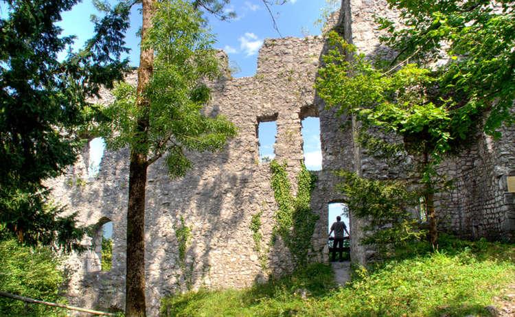 Ruine Karlstein 2