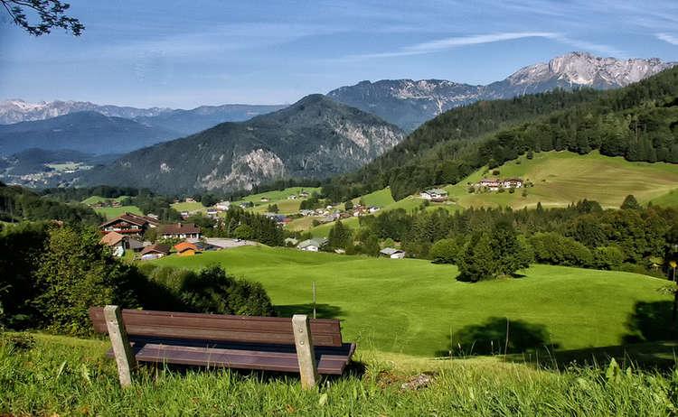 Sagenhafte Wanderung In Oberau Berchtesgaden