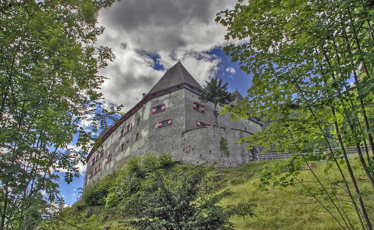 Schloss Staufeneck Piding Rupertiwinkel