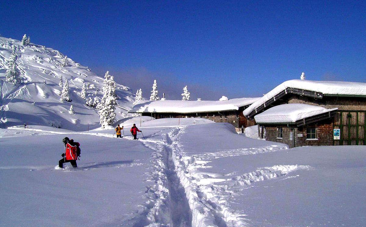 f11c0ca0edddaf Schneeschuhwandern 4