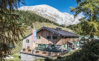 Schneibsteinhaus Hagengebirge