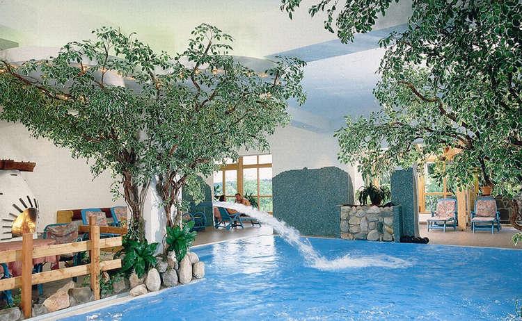 Schwimmbad Schlossberghof