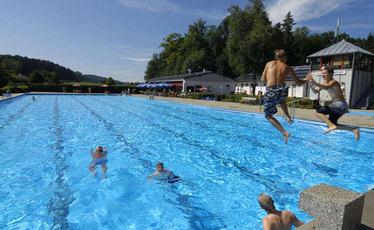 Schwimmbad Teisendorf