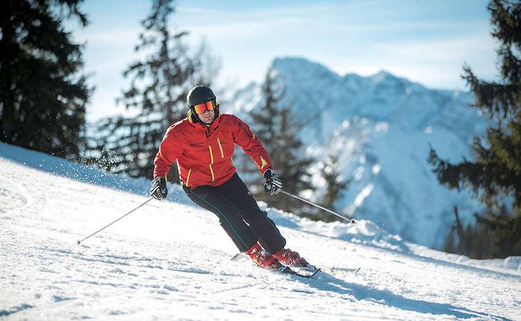 Ski Area Berchtesgaden Bavaria