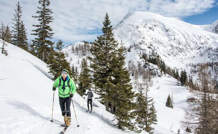 Ski Mountaineering Berchtesgaden Alps