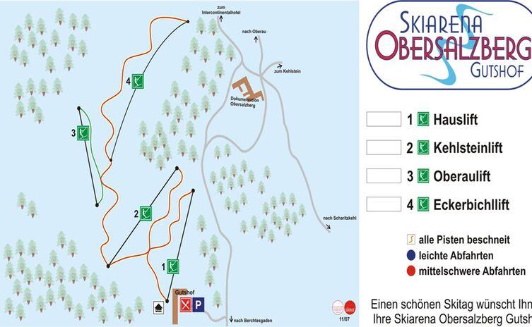 Skiarena Obersalzberg