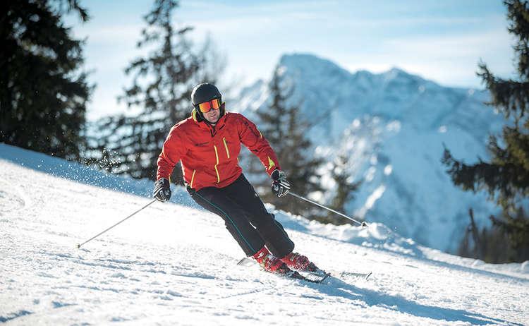 Skifahren Goetschen Bischofswiesen