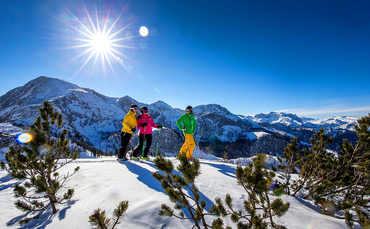 Skifahren | Skigebiet Jenner am Königssee