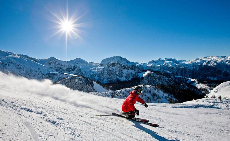Skifahren Jenner