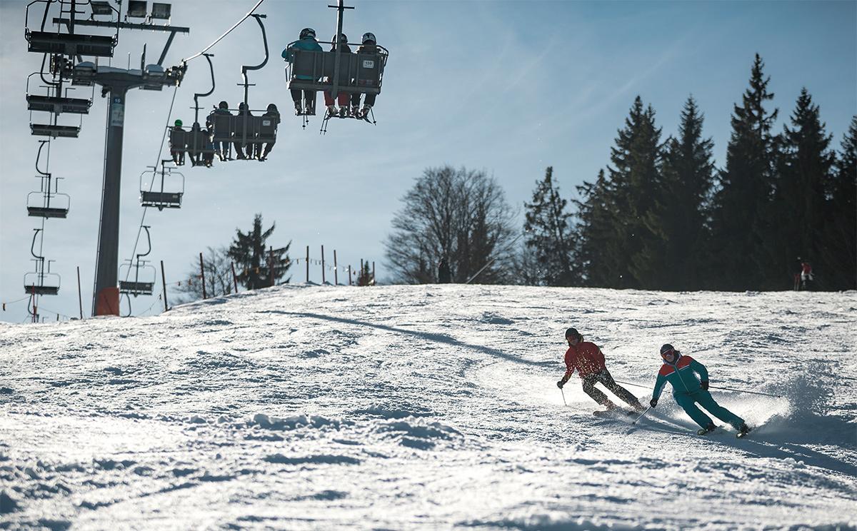 Skigebiet Goetschen 4