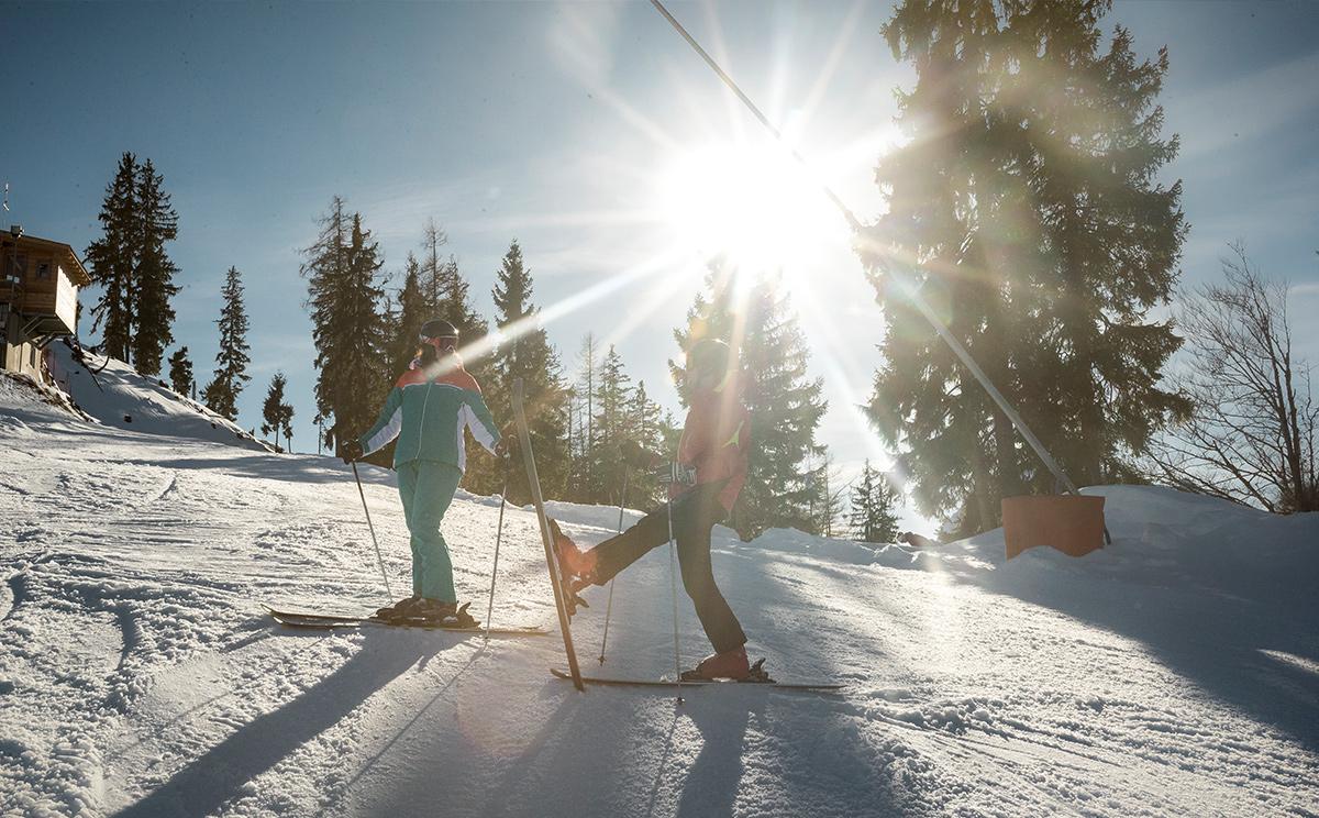 Skigebiet Goetschen 5
